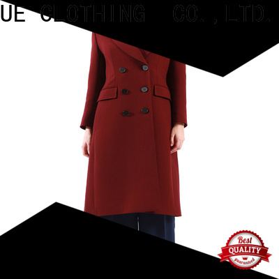 COPIHUE CLOTHING good quality wool winter coat manufacturer for women