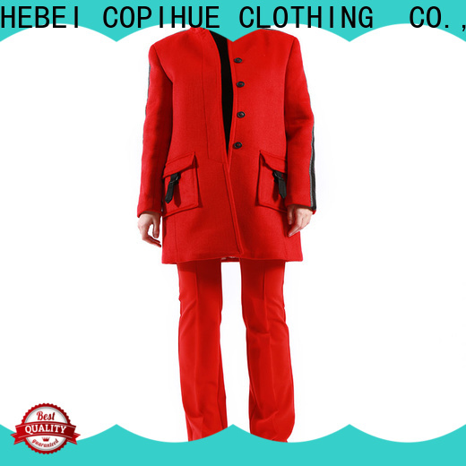 COPIHUE CLOTHING wool winter coat wholesale for girl