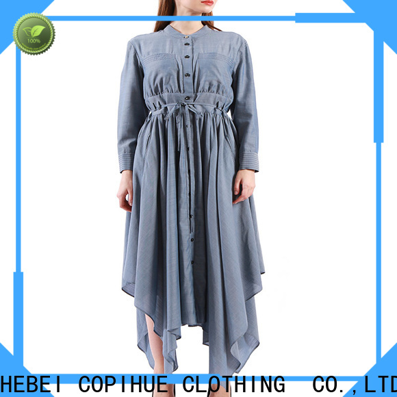 COPIHUE CLOTHING hot selling day dress factory price for business
