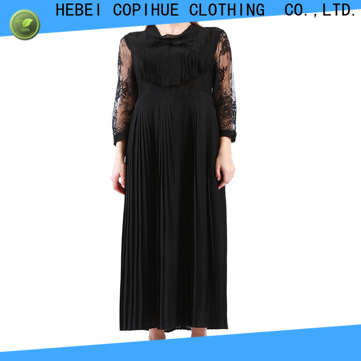 COPIHUE CLOTHING hot selling long frocks for ladies supplier for casual