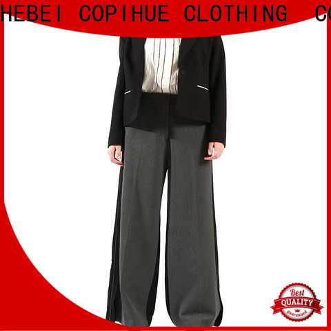 COPIHUE CLOTHING black and white jacket factory price for daily casual