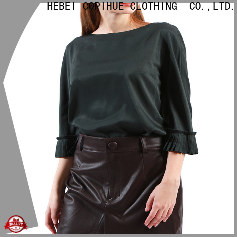 COPIHUE CLOTHING feminine formal tops for women factory price for work