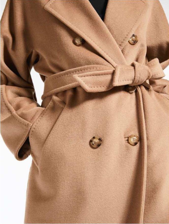 Hand stitch workmanship used on coats and blazers