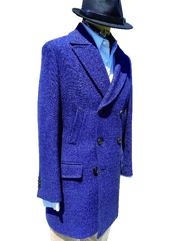 Wool Royal Long Coat