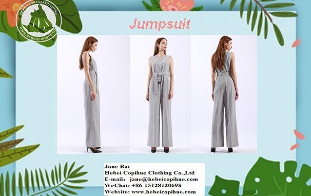 Ladies' Jumpsuit