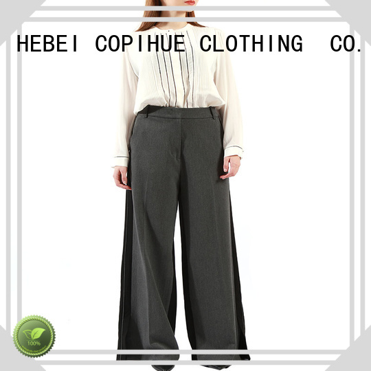 comfortable smart trousers customized for women
