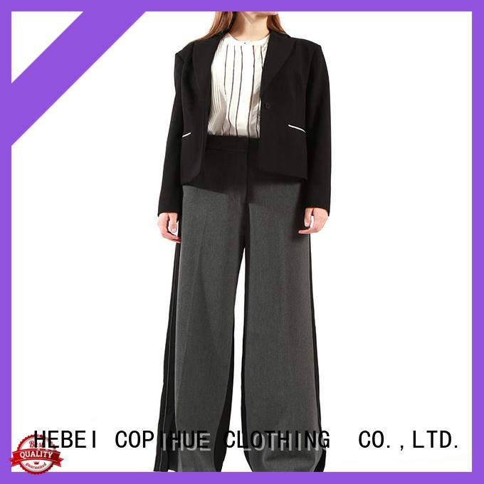 COPIHUE CLOTHING modest long blazer wholesale