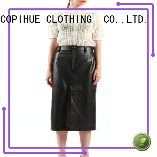 COPIHUE CLOTHING popular office skirt personalized for casual