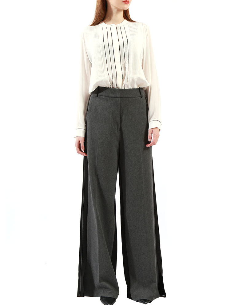 Ladies Long Trousers Contract Casual Plus Size trousers Wholesale