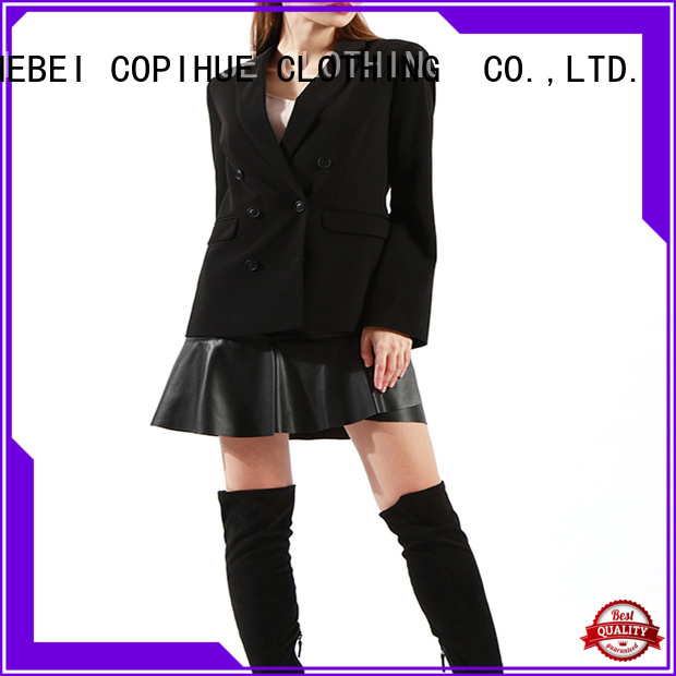 COPIHUE CLOTHING cotton jacket factory price for work office
