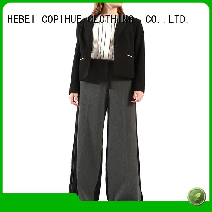 COPIHUE CLOTHING long blazer wholesale