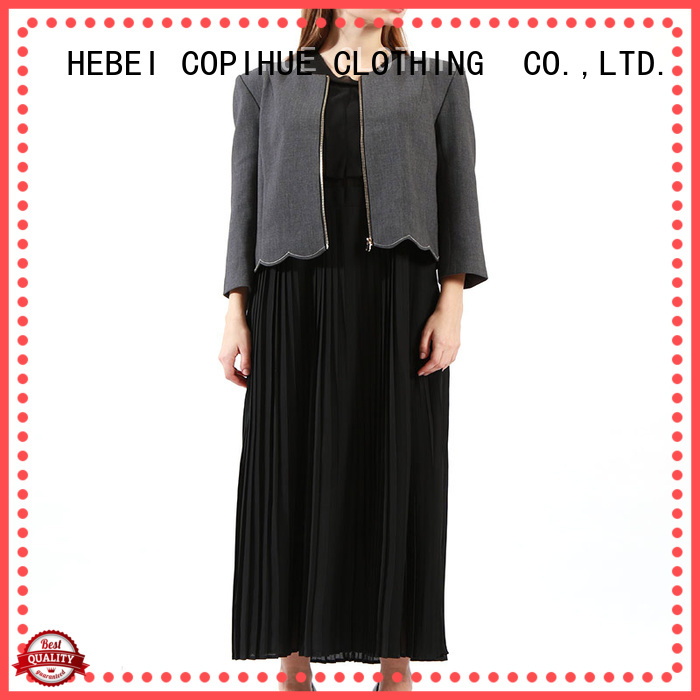 modest cotton jacket manufacturer for daily casual