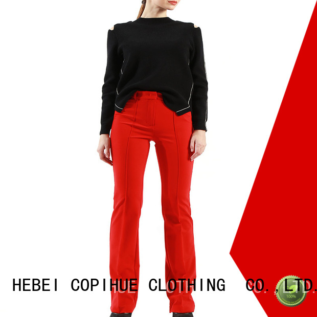 COPIHUE CLOTHING fashion smart trousers from China for girl