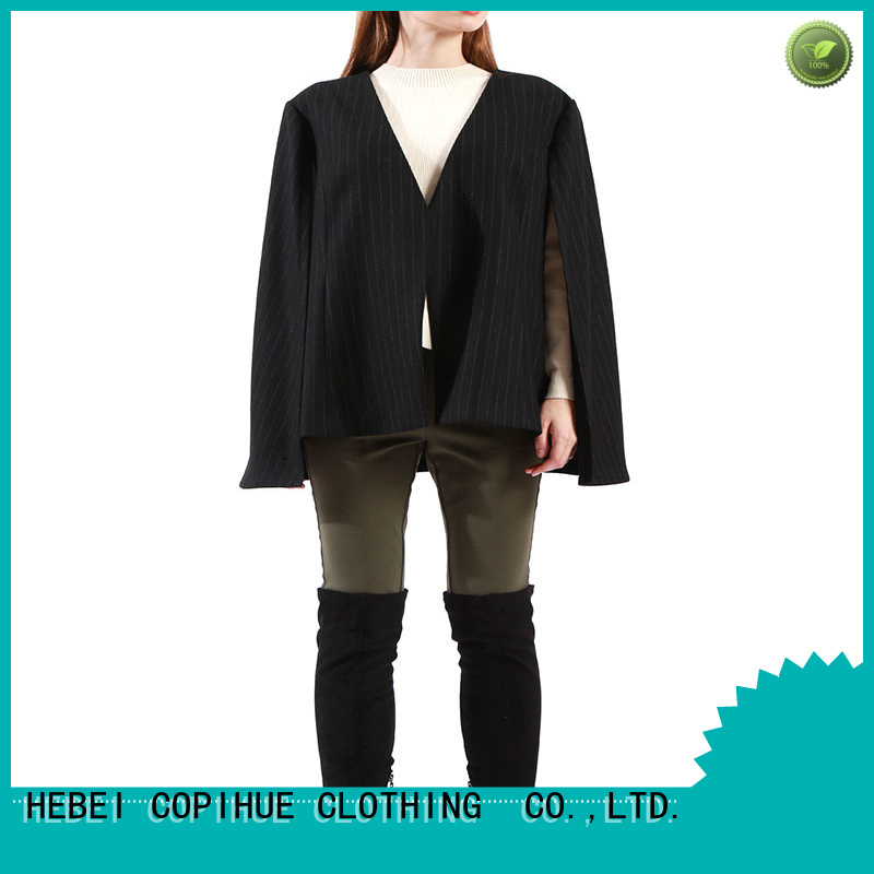 COPIHUE CLOTHING comfortable fur cape manufacturer for business