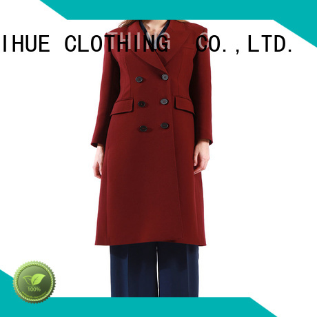 COPIHUE CLOTHING hooded coat womens manufacturer for female