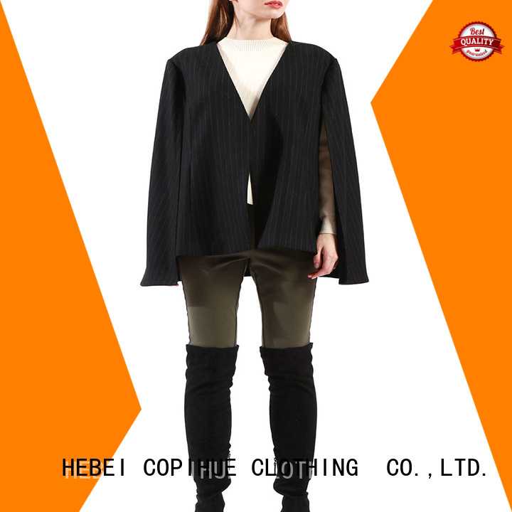 fashion fur cape promotion for casual