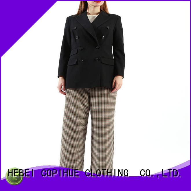 comfortable ladies cropped trousers from China for girl